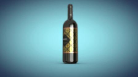 illoom. Visualizer 酒瓶设计演示
