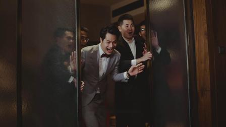 惠州小径湾艾美酒店婚礼电影丨MaxPopular婚礼影像