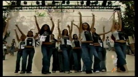 2002年ELTIE世界模特大赛(南非)
