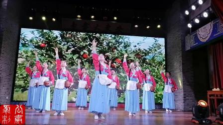 06.朝鲜舞蹈:苹果丰收 领衔主演:刘建爱等