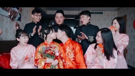 [WE FILM 作品](我们影像)20201014晋祠宾馆婚礼电影