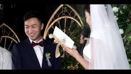 798film作品:高仲楷&马文婕 婚礼电影集锦