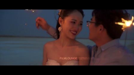 FILMLOUNG[非目] 青海婚纱MV [杨先生/王女士]