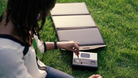 太阳能便携式移动电源 - EB150 ProVista