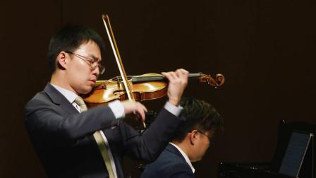 九儿畅想曲 小提琴 高 参