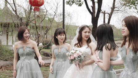 「2.28婚礼快剪 Wang&Zhou」 BuYiFilm出品