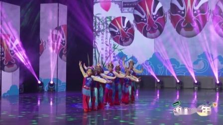 """江西省""""追梦少年""""少儿舞蹈大赛《梨园忆梦》------馨悦舞蹈艺术培训中心"""