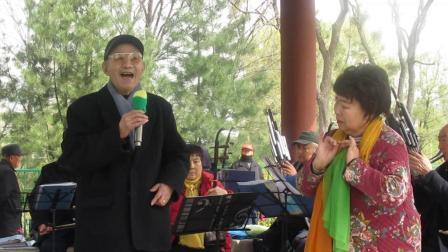东湖公园李传玺老人演唱会(2021年3月17日)