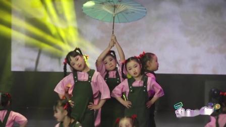 """江西省""""追梦少年""""少儿舞蹈大赛《弄堂记忆》---勇卓舞蹈教育集团"""