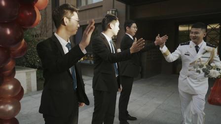 VOGUE U作品/2021.4.10紫缘盛宴婚礼快剪