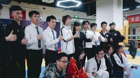 《王莹跆拳道2021年首届精英挑战赛暨第二届比武大会》