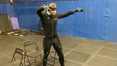 Happy Mocap Halloween - from StretchSense