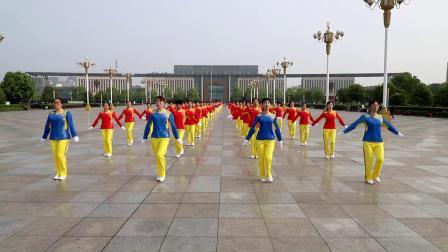 第十五套雪之舞快乐舞步健身操 淄博飞歌影视传媒