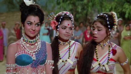 中字印度歌舞《庭院春情》Asha Parekh