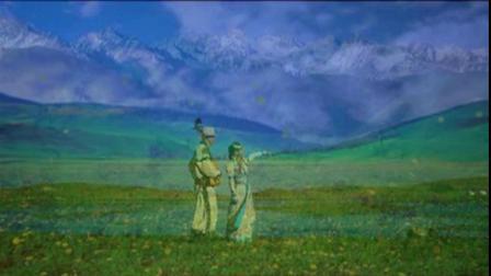 半音阶口琴演奏中国民谣《草原情歌》