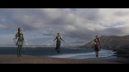 漫威启动新复仇者联盟!《永恒族》中字预告