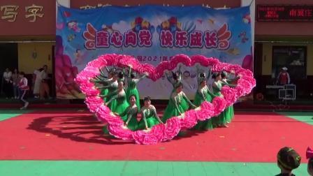 教师舞蹈《祝福祖国》