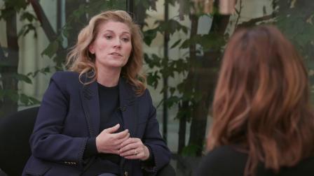 【ChangeNOW峰会】开云集团CSO Marie-Claire Daveu与《ELLE》法国版主编Erin Doherty对话
