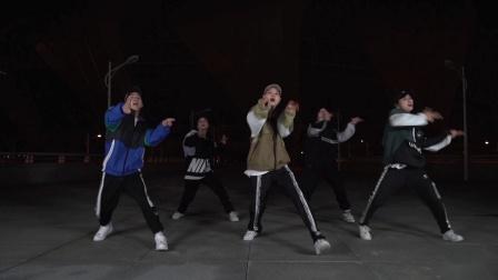 【CN舞蹈】CC CHOU编舞BUSSIN  宜昌街舞| 爵士舞