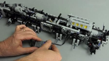 MOC Liebherr LTM 1750-9.1 Part 2 by Cranes Etc TV