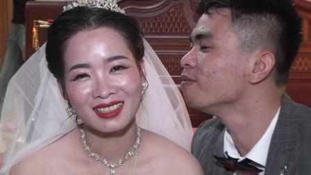 吴余伟和林秋娟婚礼