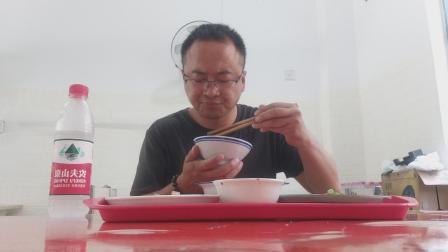 沈家.大食堂 吃点 白切猪尾巴 清炒白苋菜 肉皮菜羹 水解凉 美妙的口感 依旧......