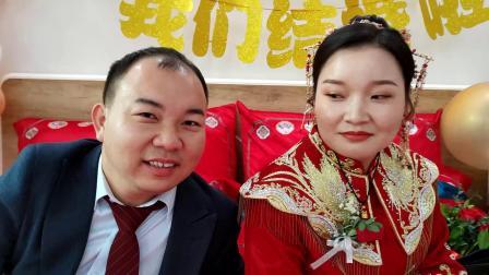 陈洋李杰新婚视频南漳喜洋洋婚庆出品2021.10.6