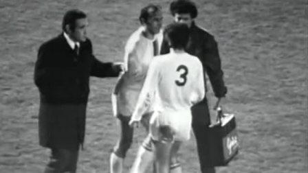 1975-76优胜者杯1/8决赛次回合 兰斯vs海牙