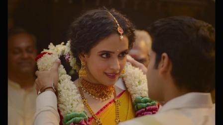 【印度电影花絮】Meenakshi Sundareshwar - Official Trailer 2021 Hindi Tamil Telugu