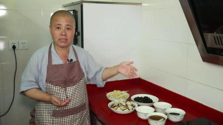 素食煮艺:豆芽草菇