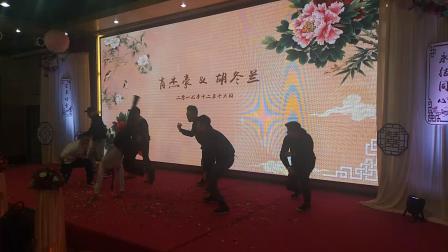 肖杰豪街舞表演