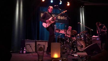 Michael Landau- Amazing solo at Blue Note 16.03.2018 ,Milan