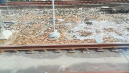 南京地铁一号线(2324)安德门至天隆寺。