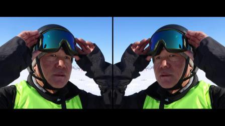 呼伦贝尔风筝滑雪百公里极限狂人挑战赛