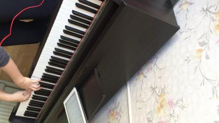 《前任3》主题曲《说散就散》钢琴演奏