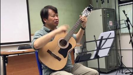 Raymond Au - 離别的叮嚀(Mi Farruca 2018)