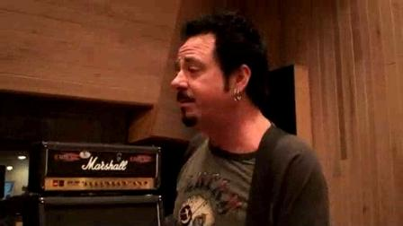 "Steve Lukather 录音棚 - Making ""Everchanging Time""专辑"