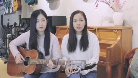 优酷牛人 咖啡猫组合《SAKURA》樱花 日语歌曲 吉他弹唱
