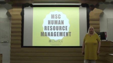 人力资源管理硕士(CIPD认证)课程解析 - MSc Human Resource Management