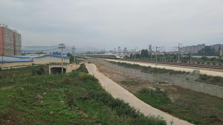 G90成都东-北京西CRF400-A2572-2573