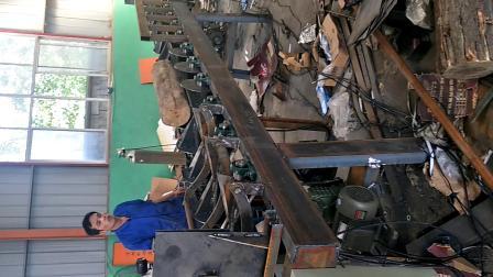 祥国全自动传木机