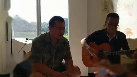 九月一日老罗吉他伴奏致敬海子