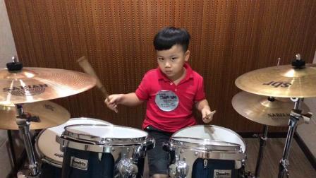 鼓唐2018国际鼓手公开赛-B008-肖逸轩