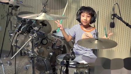 鼓唐2018国际鼓手公开赛-B012-付盛铭