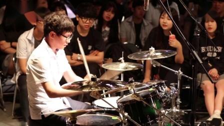 韩国鼓手Drum Battle(鼓手对决)