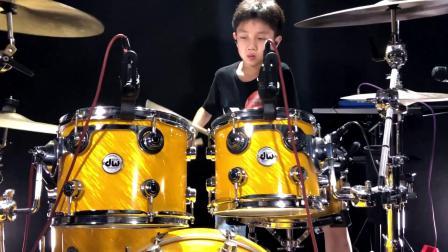 鼓唐2018国际鼓手公开赛-D044-李裕骁