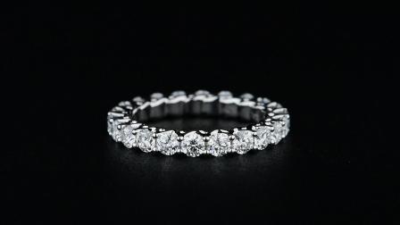 #JCRW05389302# 2.13克拉 白钻戒指