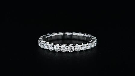 #JCRW05389297#1.14克拉 白钻戒指