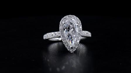 #JCRW05390874#2.49克拉 白钻戒指