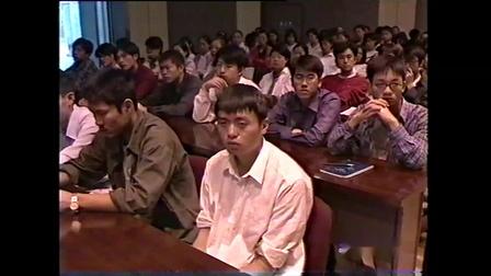 3-13网络学院首批新生开学典礼20011010